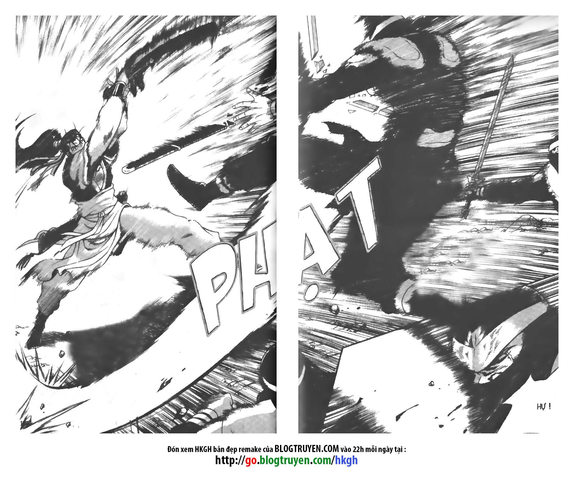 xem truyen moi - Hiệp Khách Giang Hồ Vol35 - Chap 240 - Remake