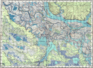 Map 100k--p42-061_062--(1951)