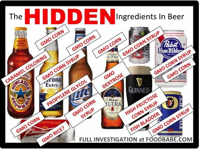 Health Tips: The Hidden ingredients in beer