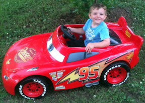 Our 12V Lightning McQueen