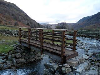 Seathwaite bridge