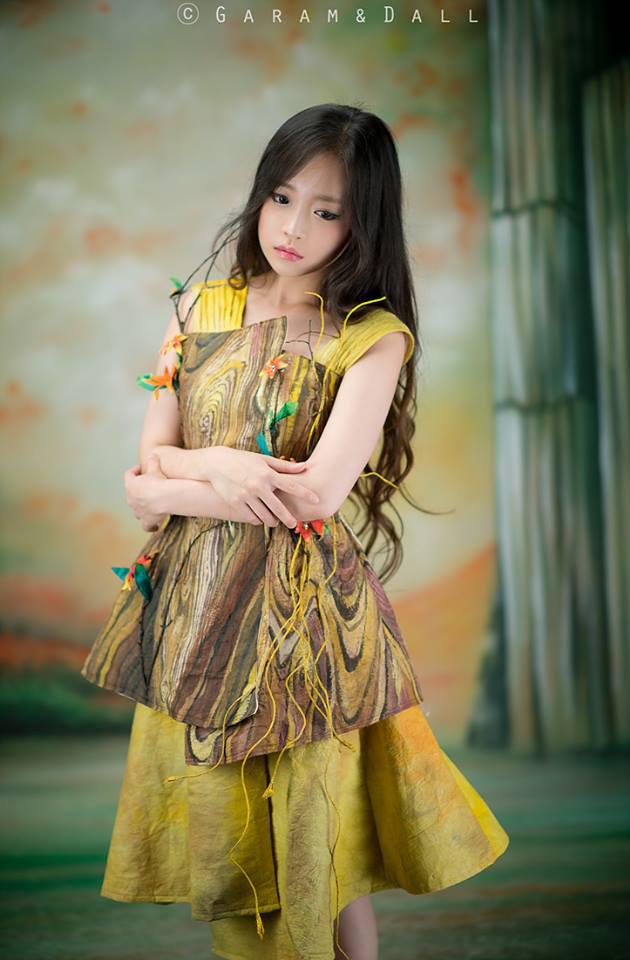 Ngắm vẻ đẹp ngây thơ và dễ thương của Tomia - Ảnh 2