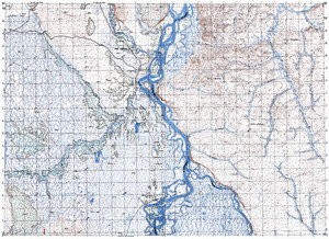 Map 100k--p56-041_042--(1951)