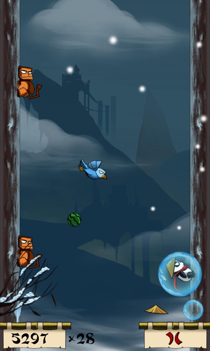 Divmob trình làng game mới Panda Jump Seasons - Ảnh 4