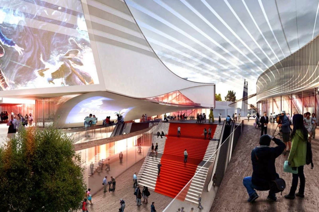 Imax Theatre by 3Xn architects