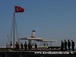 Samsun, Bandırma vapuru'nun Samsun kömür iskelesine gelişi (Atatürk's ship in the Coal Pier)