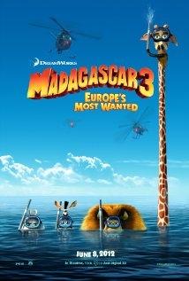 Thần Tượng Châu Âu - Madagascar 3:... (2012)