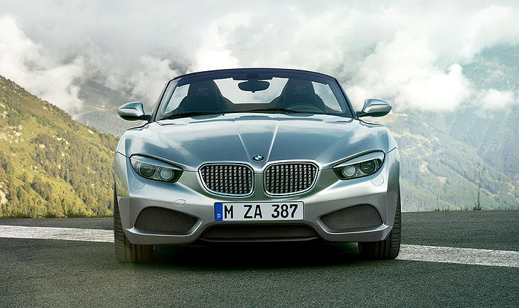 BMW + Zagato [photo & video]
