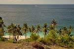 """jedna z """"ukrytych"""" plaż na Bali - Bias Tugel"""