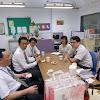 全家便利商店宋部長造訪國際商務系洽談產學合作事宜