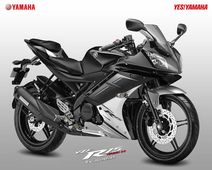 Yamaha R15 - Spesifikasi Lengkap dan Harga