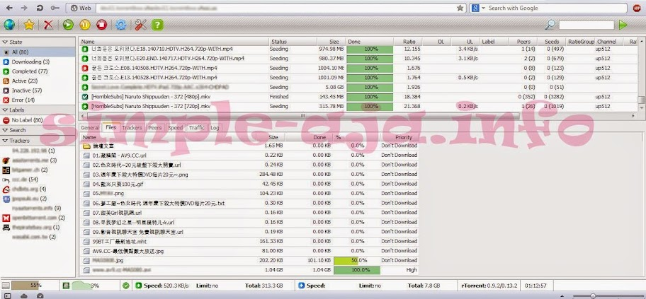 remote torrent adder qbittorrent 403