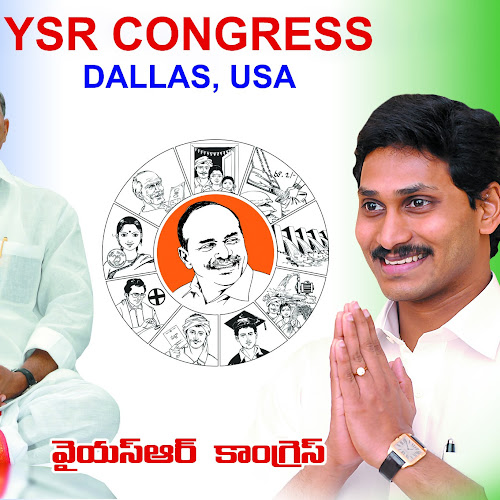 ysr congress news images, pictures