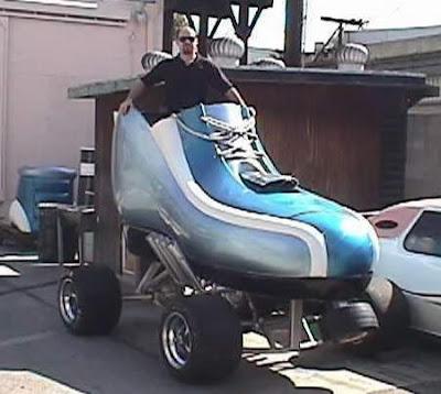 Motor Roller Skater