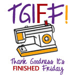 Thank Goodness It's Finished Friday Blog Party