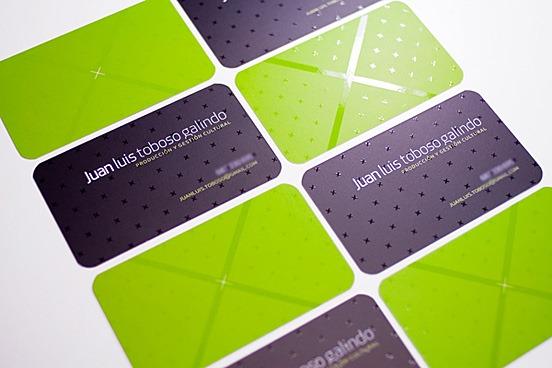 Cartão de visita Juan Luis