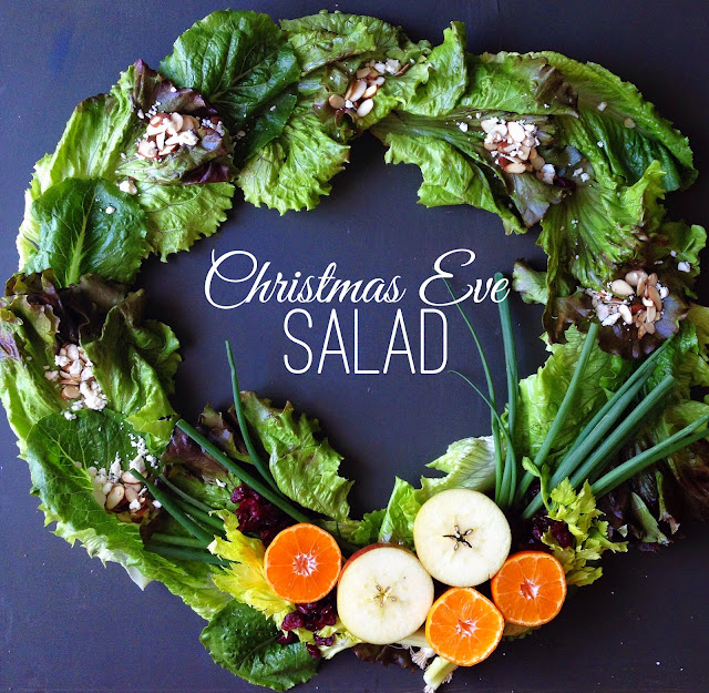 Christmas Eve Salad