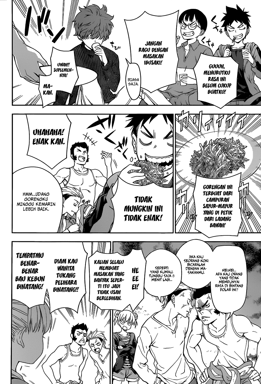 Shokugeki no Souma Chapter 7-12