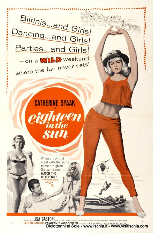 Eighteen in the Sun (1964)