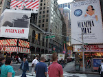 Advertising space in Times Square is probably the most expensive in the world...can you spot the Revolution ad?