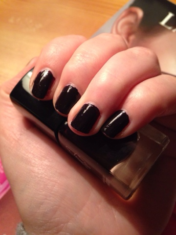 Tanya Burr Nail Polish in New York Night