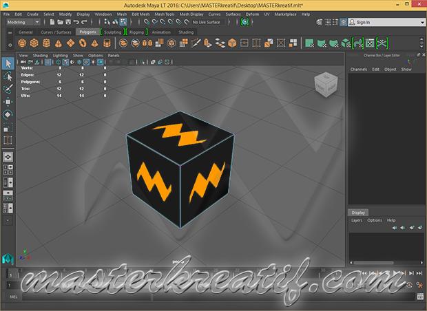Autodesk Maya 2016