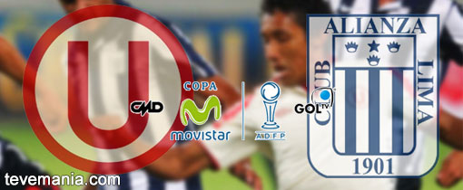 Universitario vs. Alianza Lima en Vivo - Copa Movistar