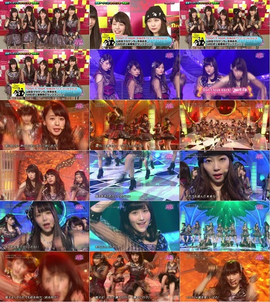 (TV-Music)(1080i) NMB48 Part – Music Dragon 150327