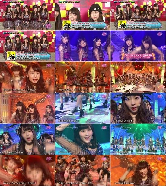(TV-Music)(1080i) NMB48 Part – Music Dragon 150327