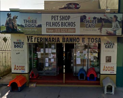 Pet Shop Filhos Bichos, Av. Duque de Caxias, 580 - Fragata, Pelotas - RS, 96030-002, Brasil, Loja_de_animais, estado Rio Grande do Sul