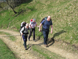 OFC members on path to Pike Low
