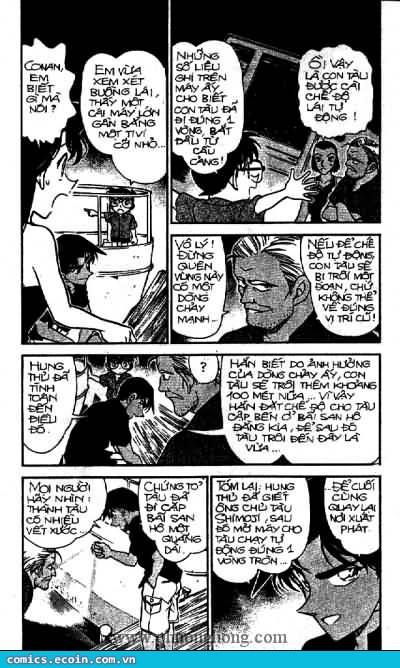 xem truyen moi - Conan chap 364