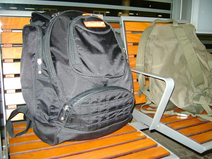 Vergleich mit BW Rucksack