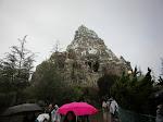 Matterhorn (closed) in the rain