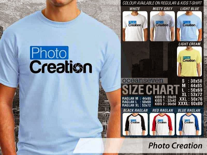 Kaos Photography Mania Photo Creation distro ocean seven