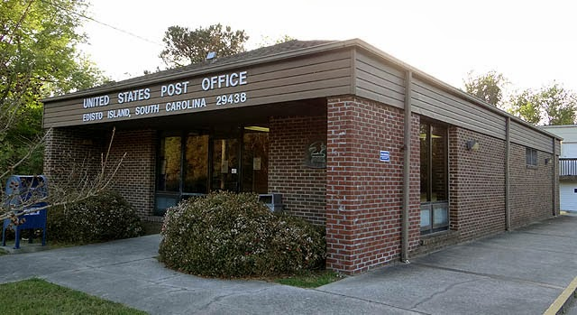 Edisto Island post office