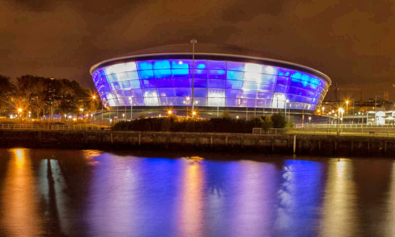 The Sse Hydro by Foster Partners