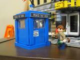The lego Dr. Who set Kai created