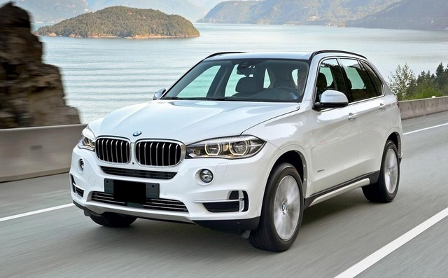 2018 BMW X7 SUV Rendered Release Date Specs Engine Review Car Price Concept