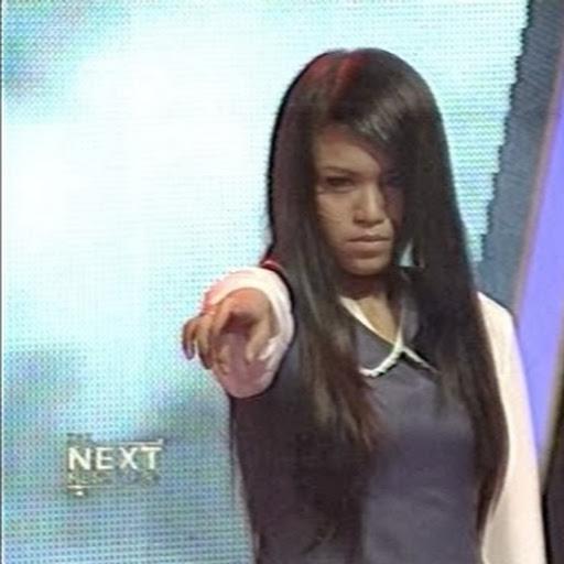 Riana (Mentalist) - Finalist The Next Mentalist Trans7 Season 1