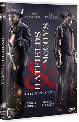 Filme Poster Hatfields e McCoys: O Confronto Final DVDRip XviD & RMVB Dublado