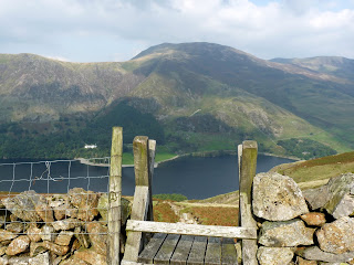 Stile to Buttermere