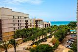 sea view beachfront 1-bedroom condo for rent    to rent in Pratumnak Pattaya