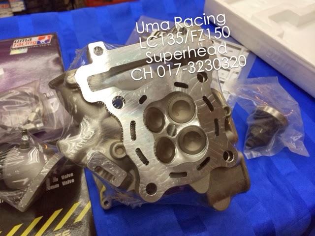 Head Racing Lc135 Uma Racing Lc135 Superhead 20/