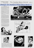 Newspaper article about Tony Toyoda's show, 1971.