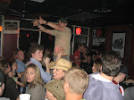 Aldean on the bar