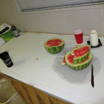the Bacardi-watermelon experiment is officially a failure