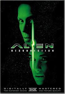 Quái Vật Không Gian 4: Phục Sinh - Alien: Resurrection poster