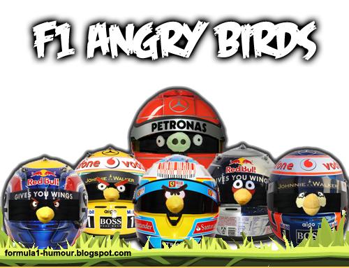 пилоты Angry Birds 2011
