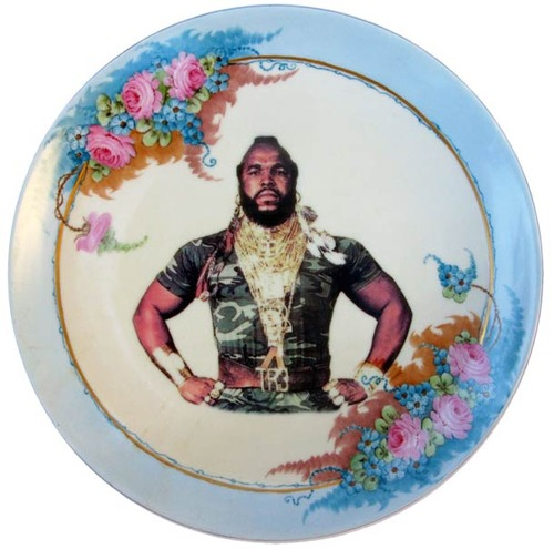 I pity the fool who doesn't have this china